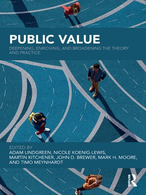 cover image of Public Value