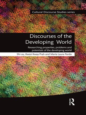 cover image of Discourses of the Developing World