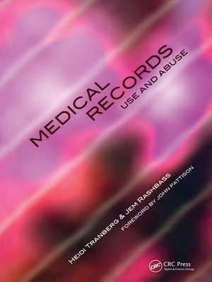 cover image of Medical Records Use and Abuse