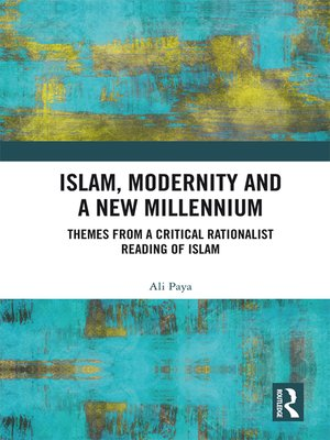 cover image of Islam, Modernity and a New Millennium