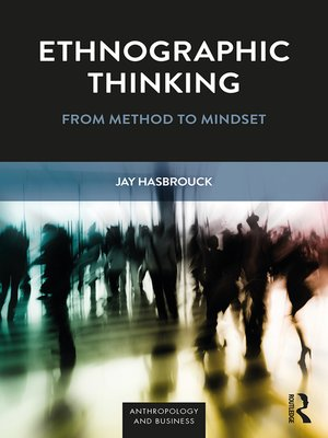 cover image of Ethnographic Thinking