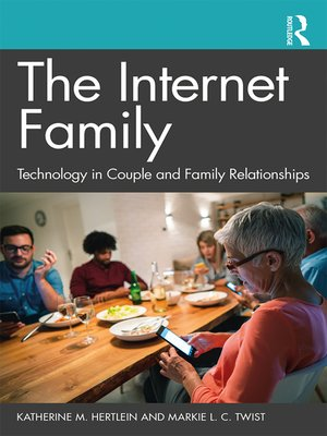 cover image of The Internet Family