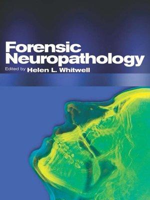 cover image of Forensic Neuropathology