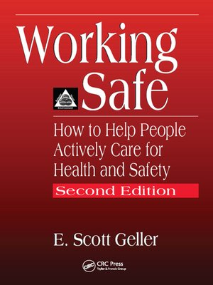 cover image of Working Safe
