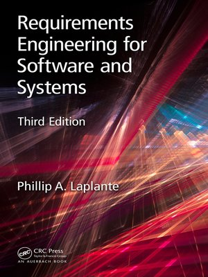 cover image of Requirements Engineering for Software and Systems