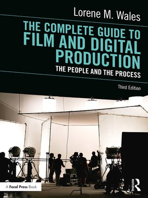 cover image of The Complete Guide to Film and Digital Production