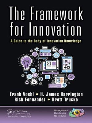 cover image of The Framework for Innovation