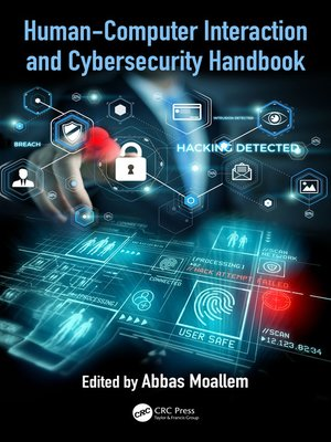 cover image of Human-Computer Interaction and Cybersecurity Handbook