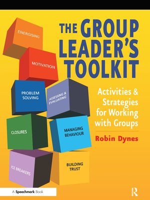 cover image of The Group Leader's Toolkit