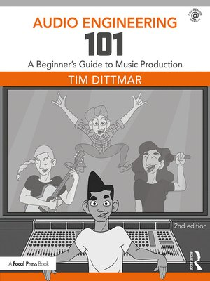 cover image of Audio Engineering 101