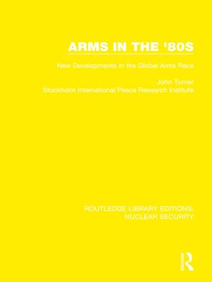 cover image of Arms in the '80s