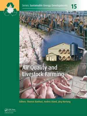 cover image of Air Quality and Livestock Farming