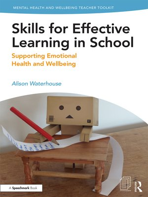 cover image of Skills for Effective Learning in School
