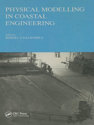 cover image of Physical modelling in coastal engineering