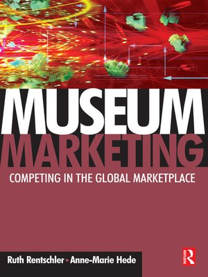 cover image of Museum Marketing