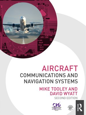 cover image of Aircraft Communications and Navigation Systems, 2nd ed