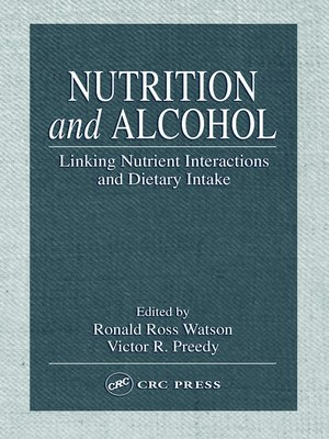 cover image of Nutrition and Alcohol