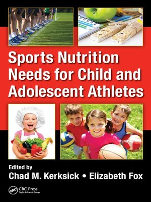 cover image of Sports Nutrition Needs for Child and Adolescent Athletes