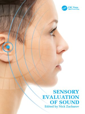 cover image of Sensory Evaluation of Sound
