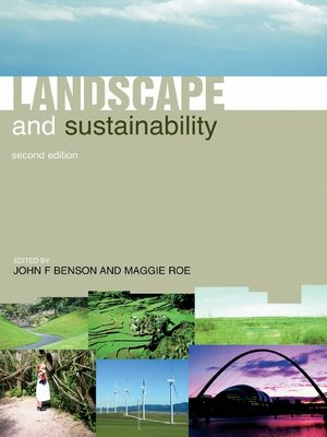 cover image of Landscape and Sustainability