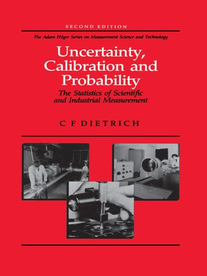 cover image of Uncertainty, Calibration and Probability