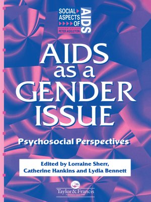 cover image of AIDS as a Gender Issue