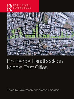 cover image of Routledge Handbook on Middle East Cities