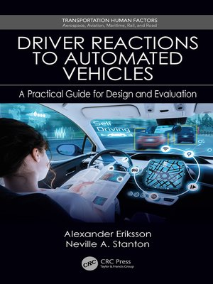 cover image of Driver Reactions to Automated Vehicles