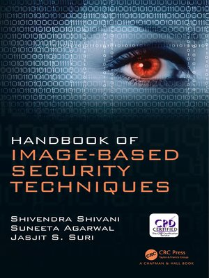 cover image of Handbook of Image-based Security Techniques