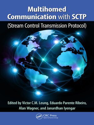 cover image of Multihomed Communication with SCTP (Stream Control Transmission Protocol)