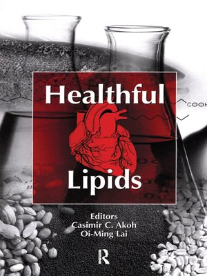 cover image of Healthful Lipids