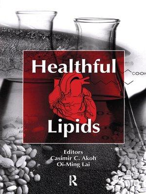 cover image of Healthful Lipids