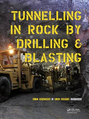 cover image of Tunneling in Rock by Drilling and Blasting