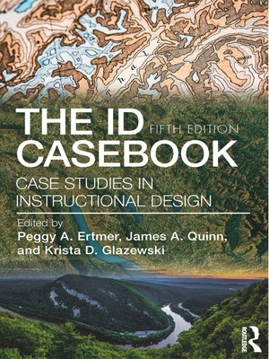 cover image of The ID CaseBook