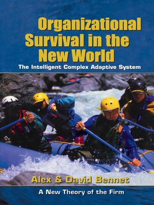 cover image of Organizational Survival in the New World
