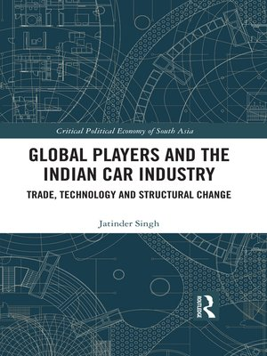 cover image of Global Players and the Indian Car Industry