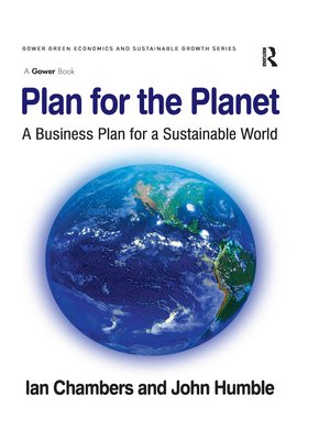 cover image of Plan for the Planet