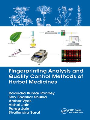 cover image of Fingerprinting Analysis and Quality Control Methods of Herbal Medicines