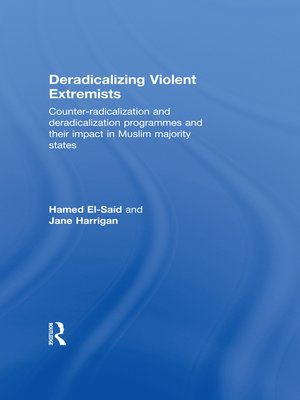 cover image of Deradicalising Violent Extremists