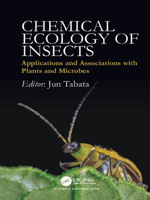 cover image of Chemical Ecology of Insects