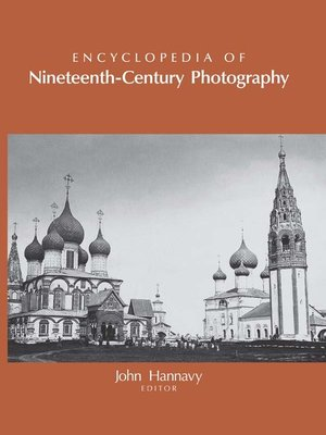 cover image of Encyclopedia of Nineteenth-Century Photography