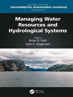 cover image of Managing Water Resources and Hydrological Systems