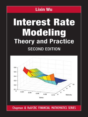 cover image of Interest Rate Modeling