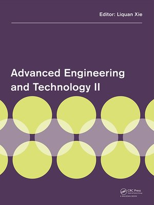 cover image of Advanced Engineering and Technology II