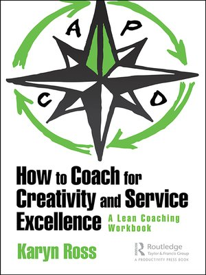cover image of How to Coach for Creativity and Service Excellence