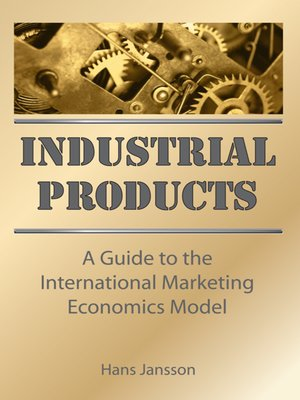 cover image of Industrial Products