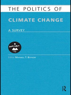 cover image of The Politics of Climate Change