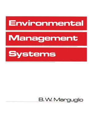 cover image of Environmental Management Systems