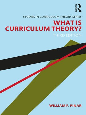 cover image of What Is Curriculum Theory?