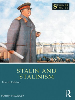 cover image of Stalin and Stalinism
